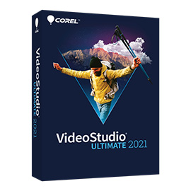 VideoStudio Ultimate 2021