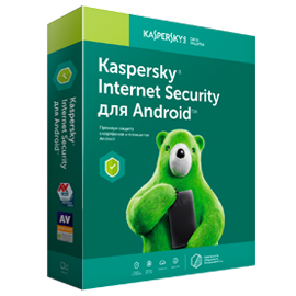 Kaspersky Internet Security for Android . 3-Mobile device 1 year Base Retail Pack